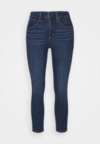 GAP Petite - UNIVERSAL WALKER - Jeans Skinny Fit - dark indigo - 0