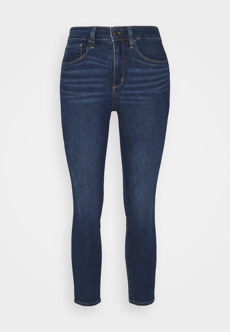 GAP Petite - UNIVERSAL WALKER - Jeans Skinny Fit - dark indigo