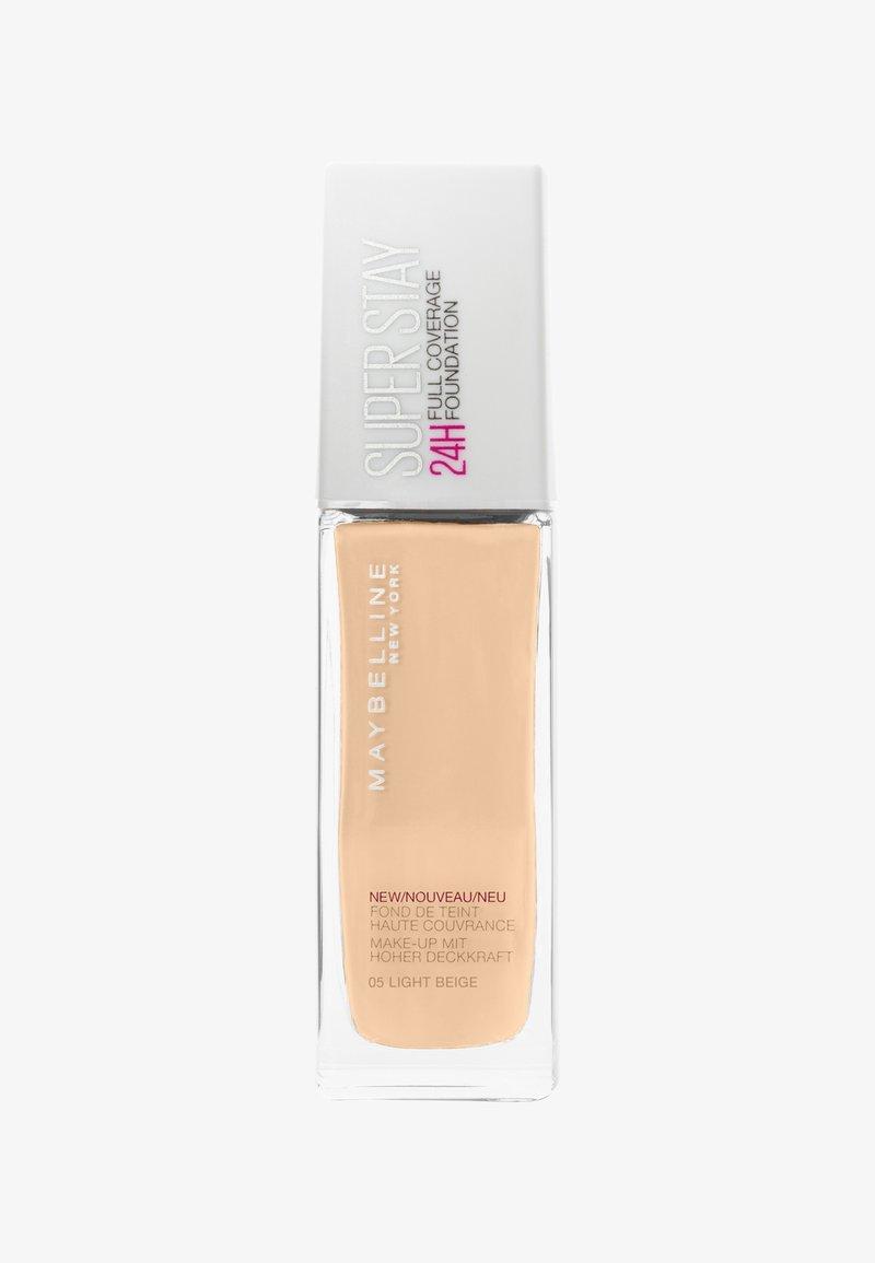 Maybelline New York - SUPERSTAY 24H MAKE-UP - Foundation - 5 light beige