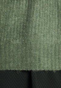 Monki - SONJA - Jumper - khaki green medium dusty - 6
