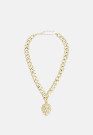 LION BASIC NECKLACE - Necklace - gold-coloured