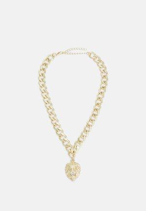 LION BASIC NECKLACE - Halskette - gold-coloured