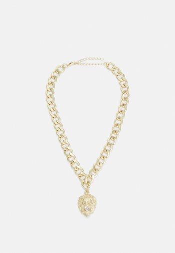 LION BASIC NECKLACE - Necklace - gold-coloured