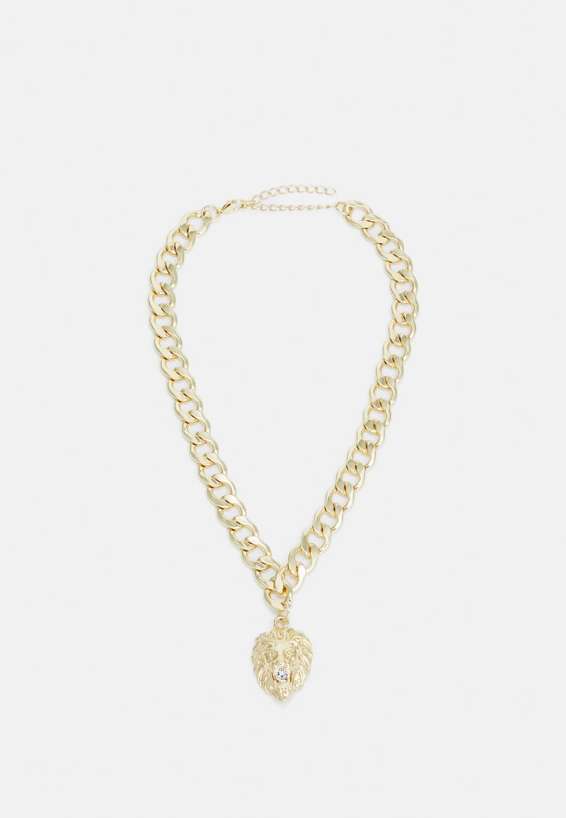 Urban Classics - LION BASIC NECKLACE - Necklace - gold-coloured