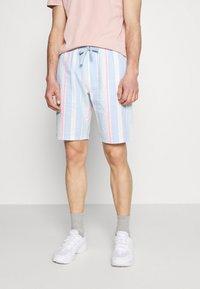 Tommy Jeans - STRIPE - Shorts - light powdery blue - 0