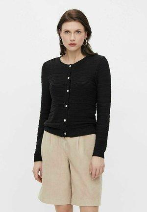 YASLILA - Vest - black