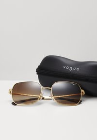 VOGUE Eyewear - Sunglasses - gold-coloured - 1
