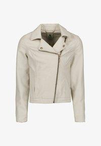 Garcia - Faux leather jacket - sand - 3