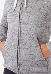 Mammut - CHAMUERA - Fleece jacket - grey - 2