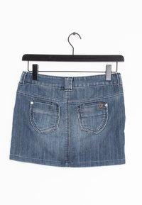 TOM TAILOR DENIM - Spódnica jeansowa - blue - 1