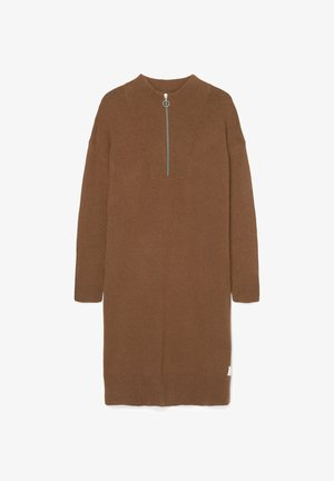 Robe pull - fantastic brown