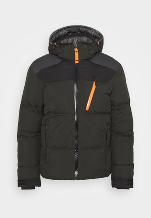 BRISTOL - Ski jacket - dark green