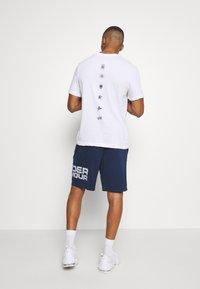Under Armour - TECH WORDMARK SHORTS - Sports shorts - academy - 2