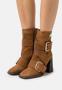 River Island - Kotníkové boty - rust - 0