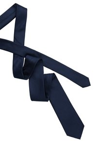 Calvin Klein - OXFORD SOLID TIE - Cravatta - midnight - 2