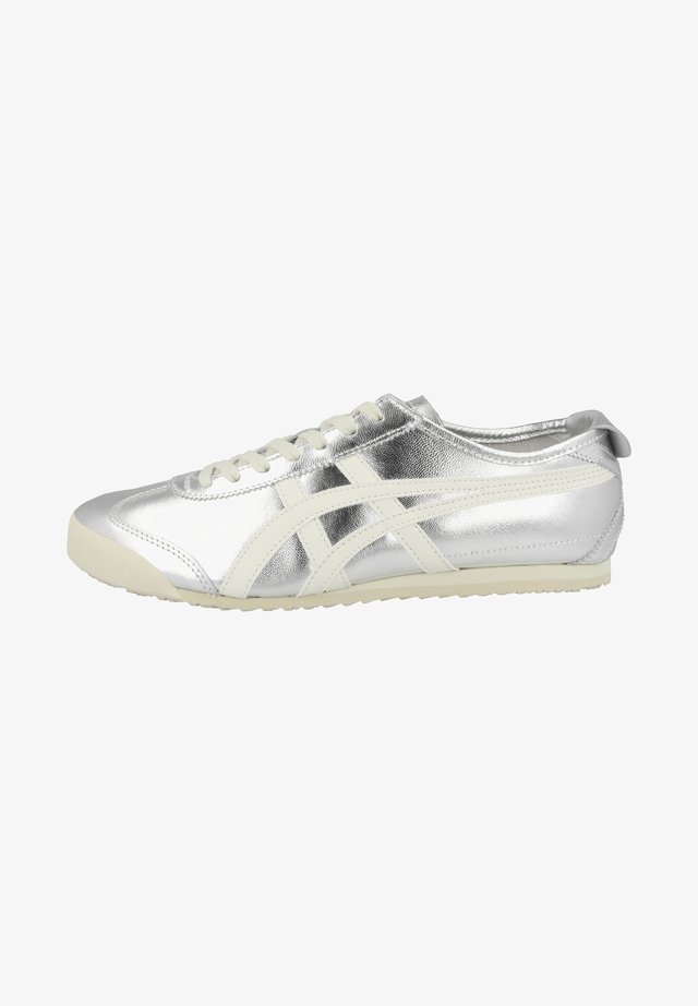 MEXICO  - Sneakers - silver-white