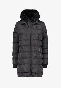Cartoon - MIT KAPUZE - Winter coat - schwarz - 0
