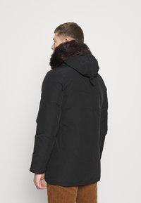 Superdry - ROOKIE - Down coat - black - 2