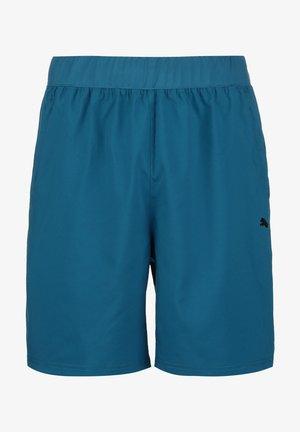 THERMO R+ - Pantalón corto de deporte - digi blue