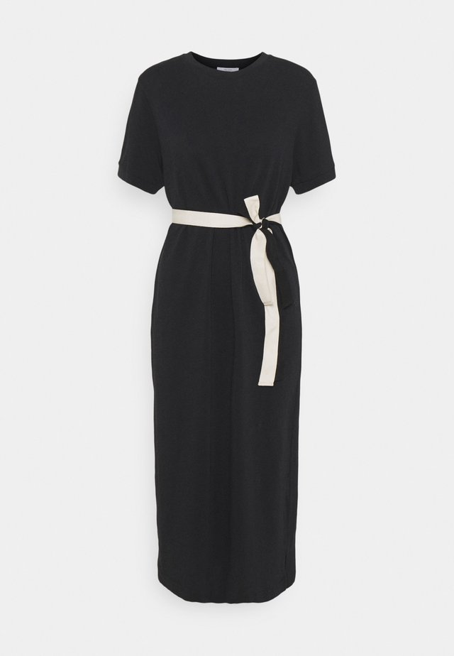HOPE DRESS - Robe d'été - jet black