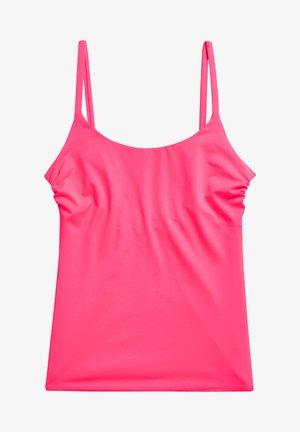 TANKINI - Bikini top - pink