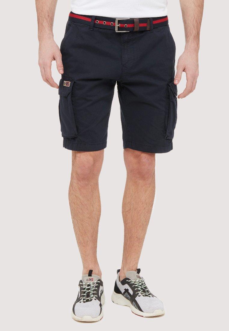 Napapijri - NORE - Shorts - dark blue