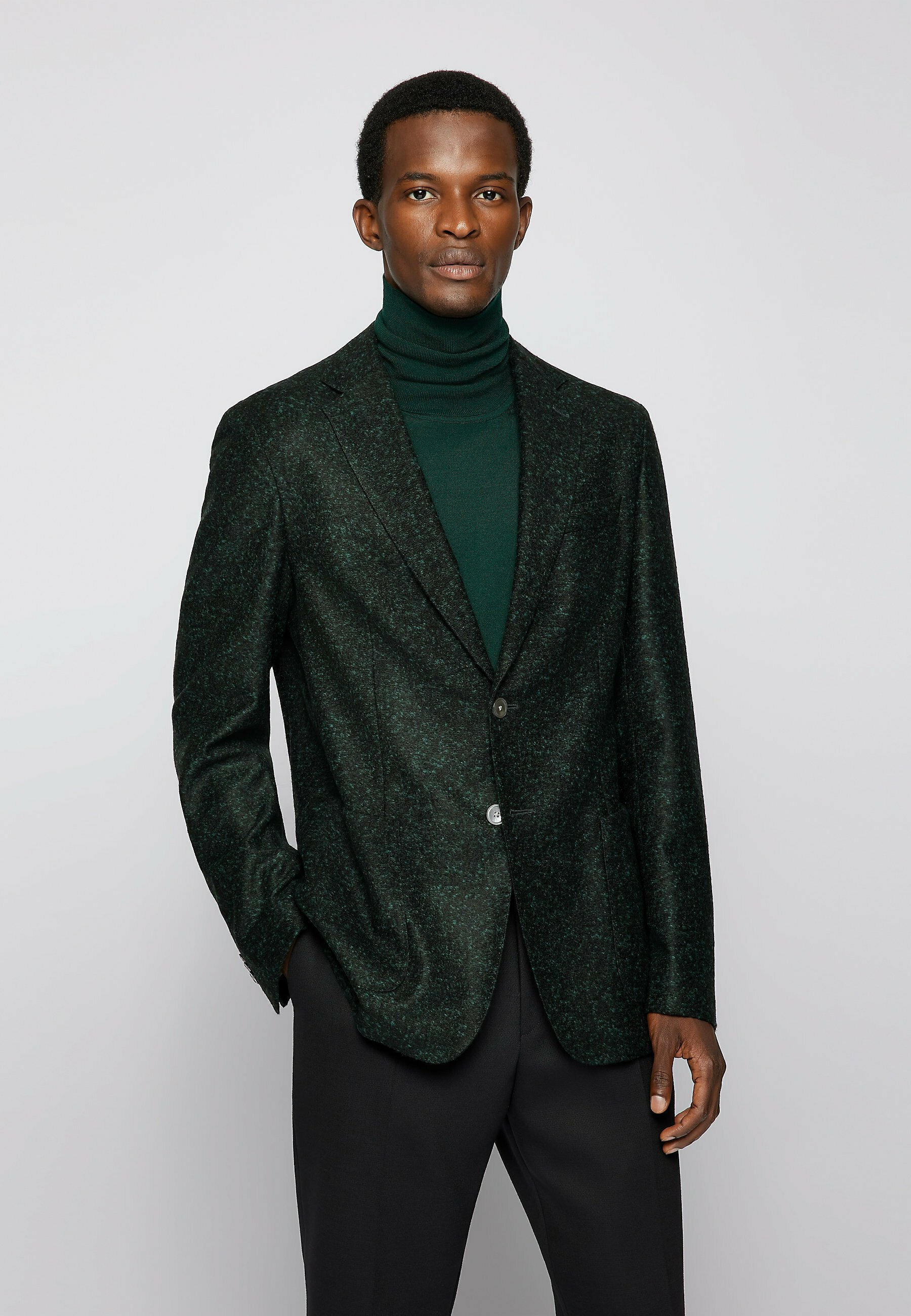 Homme HANRY - Manteau court