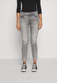 Denham - LIZ ANKLE - Jeans Skinny Fit - grey - 0