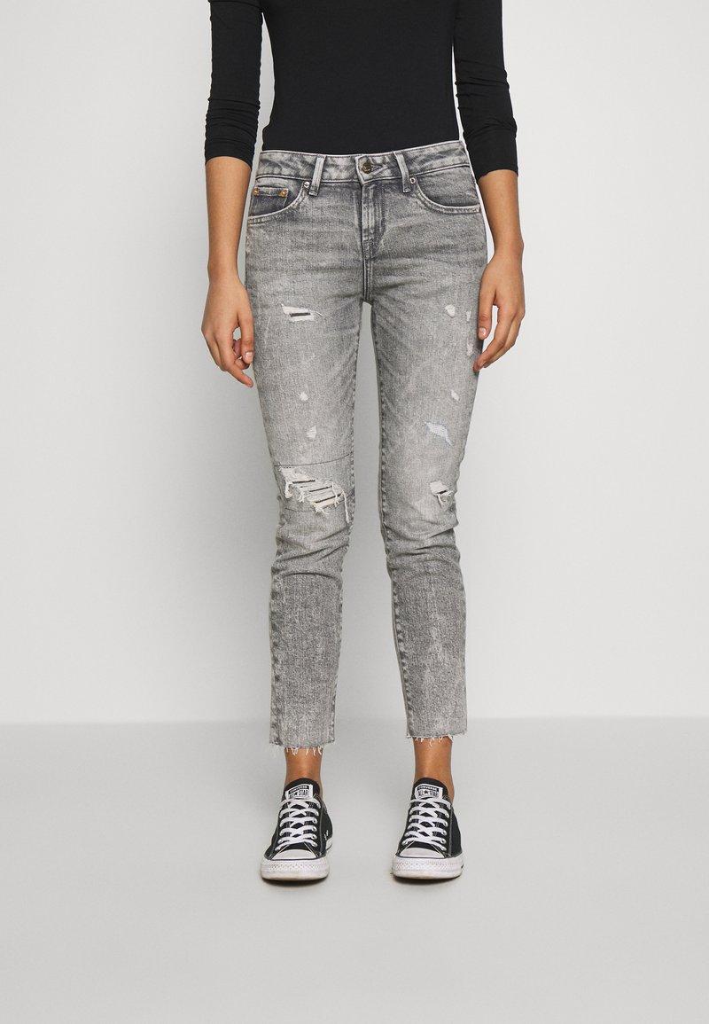 Denham - LIZ ANKLE - Jeans Skinny Fit - grey