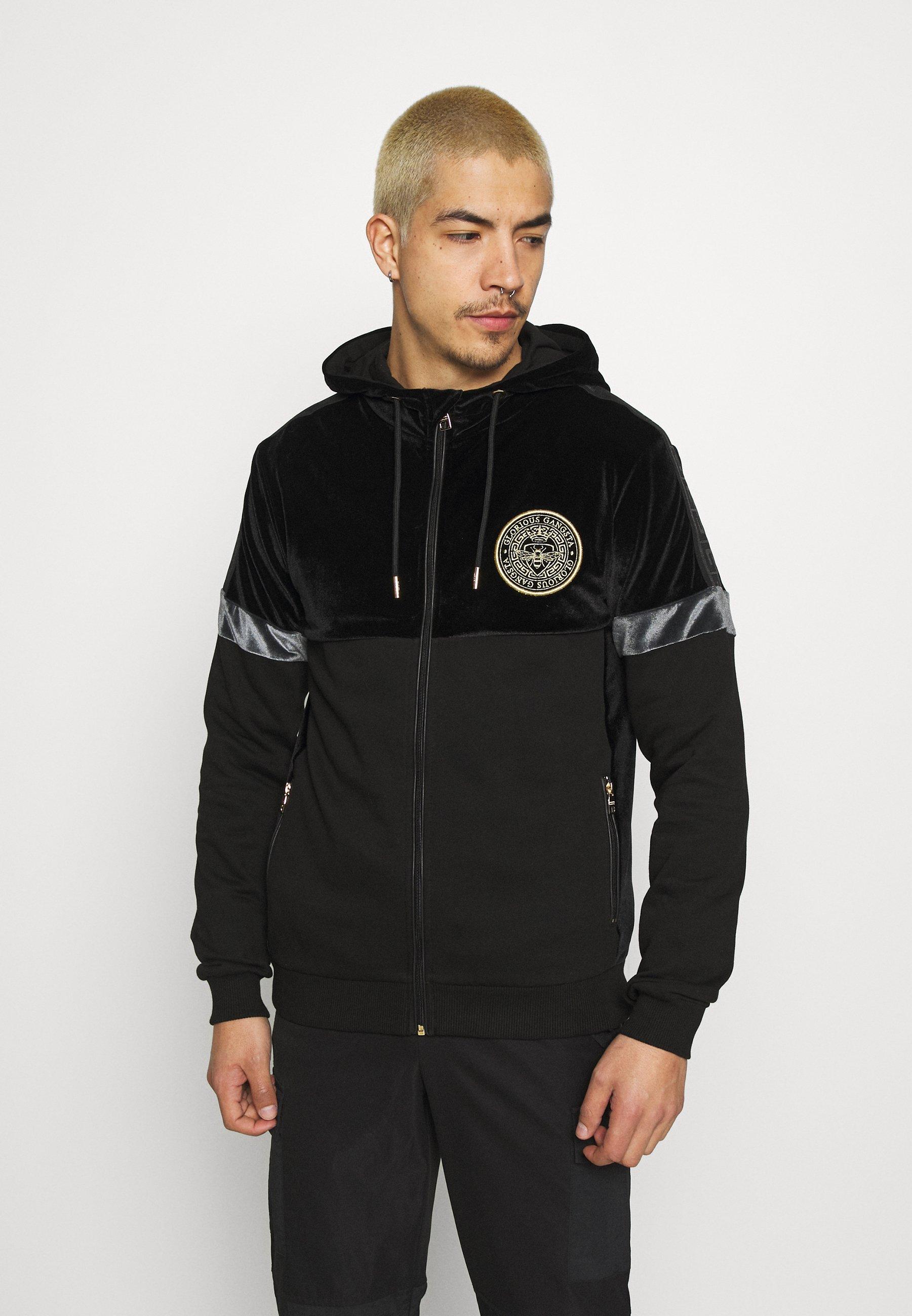 Men ARMANDO ZIPHOODIE - Zip-up sweatshirt
