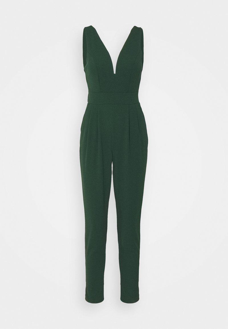 WAL G PETITE - Overal - forest green