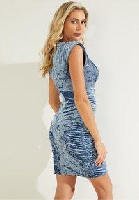 Guess - SAMT - Cocktail dress / Party dress - blau - 2