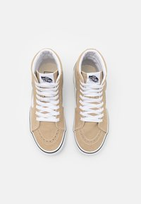 Vans - SK8-HI UNISEX - High-top trainers - incense/true white - 3