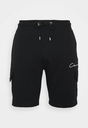 UTILITY  - Tracksuit bottoms - black