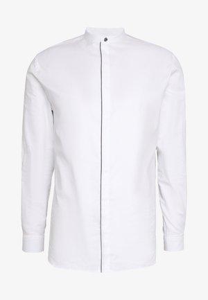 MAO COLLAR CHEMISE - Camicia - white