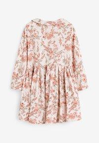 Next - Jumper dress - pink - 1