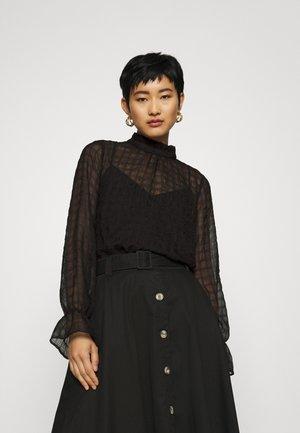 PAKWAIW BLOUSE - Bluse - black