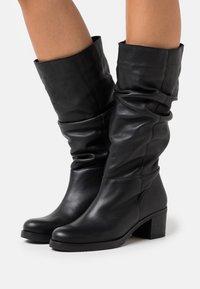 Mis Pepas - MARTA - Boots - black - 0