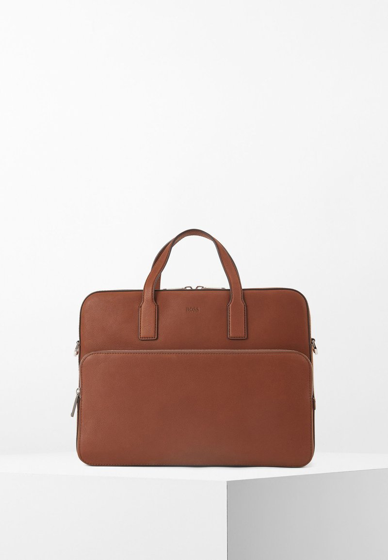 BOSS - CROSSTOWN C_S DOC C - Briefcase - light brown