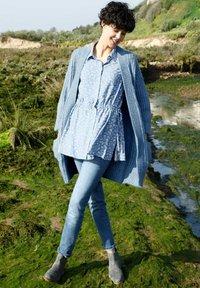 Dress In - Cardigan - rauchblau - 1