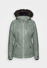 O'Neill - VAUXITE JACKET - Snowboardjacke - jadeite - 4