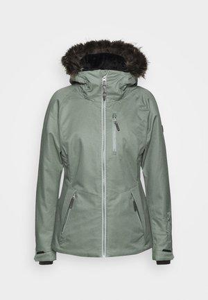 VAUXITE JACKET - Snowboard jacket - jadeite