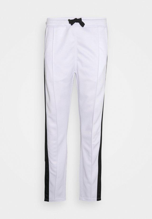 FOCUS - Teplákové kalhoty - white