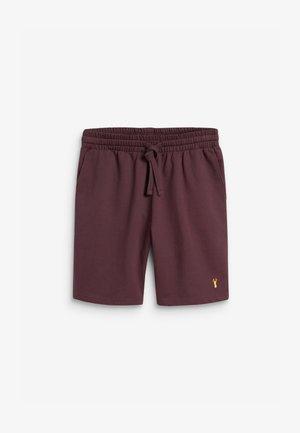Pyjama top - dark purple