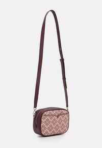kate spade new york - MEDIUM CAMERA BAG - Across body bag - pink/multi - 2