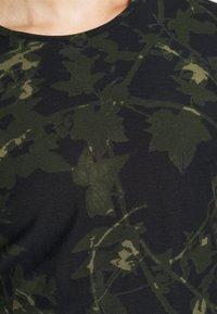Blend - TEE - Print T-shirt - deep depths - 5