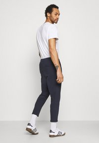 Redefined Rebel - JOHNNY PANTS - Trousers - navy - 2