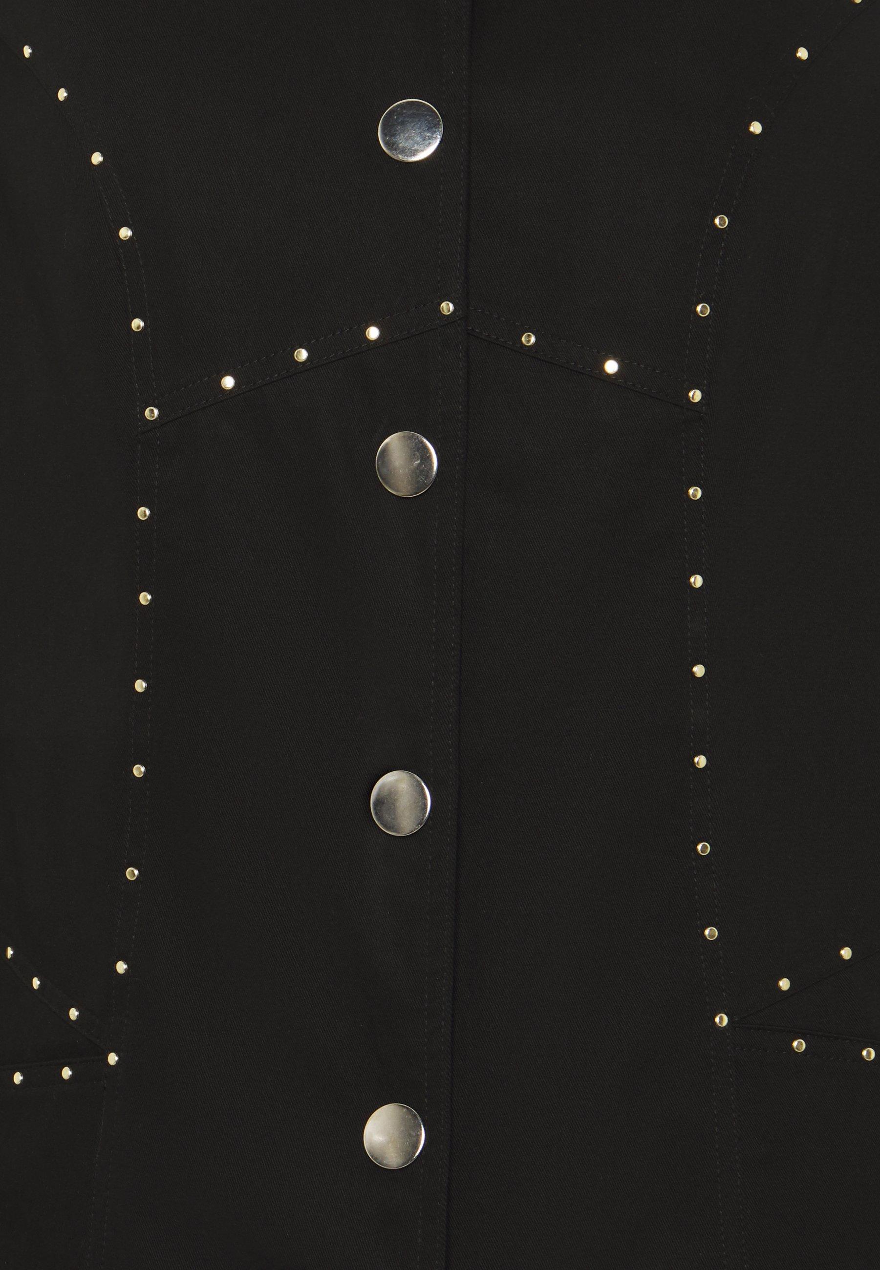 Cras ISACRAS DRESS Freizeitkleid black/schwarz