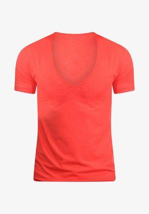 T-shirts basic - rot