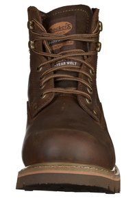 Dockers by Gerli - Lace-up ankle boots - coffee - 5